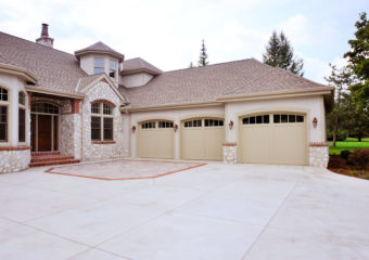 Does a new garage door really increase your home value?