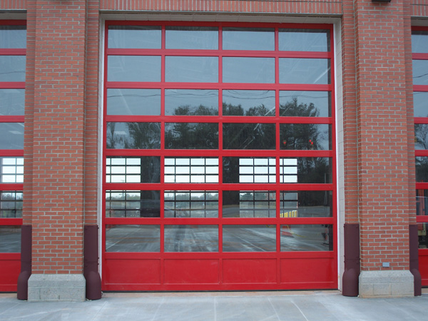 Commercial Sectional Steel Overhead Doors - Omega Garage Doors - Melbourne, Ocala, FL