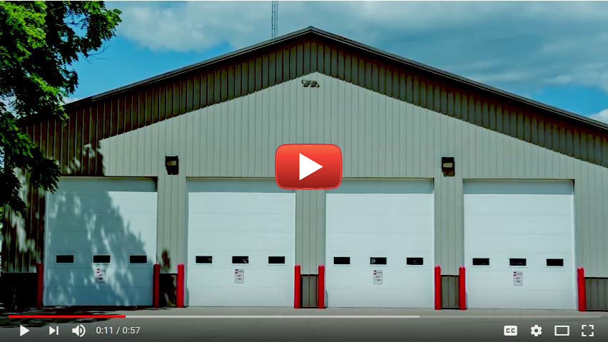 For Commercial Overhead Doors, TOUGHNESS is the Name of the Game