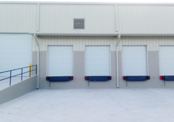 Commercial Roll Up Doors and Dock Levelers