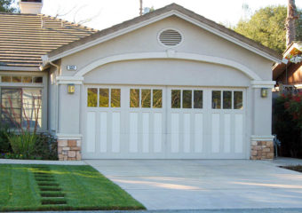 Garage Door Replacement Ranks Top Home Improvement for ROI
