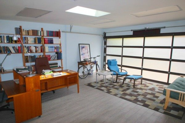 Suddenly Need a Home Office? Make your Garage Door Makeover a Good One