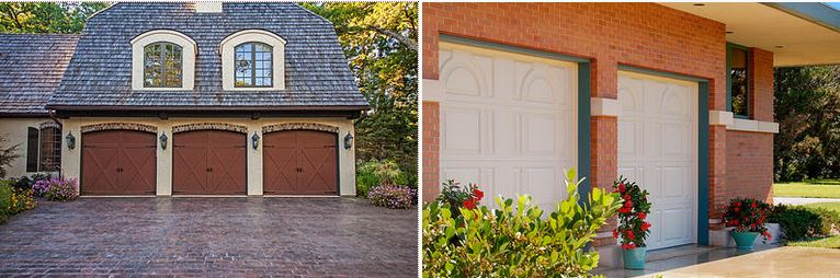 Fiberglass garage doors will not shrink, warp, or crack - making them particularly ideal for homeowners living in humid climates.